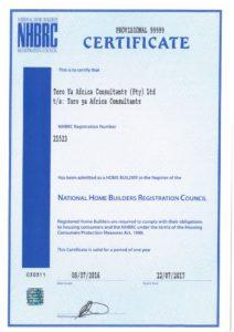 thumbnail of NHBRC Cert 2016-2017